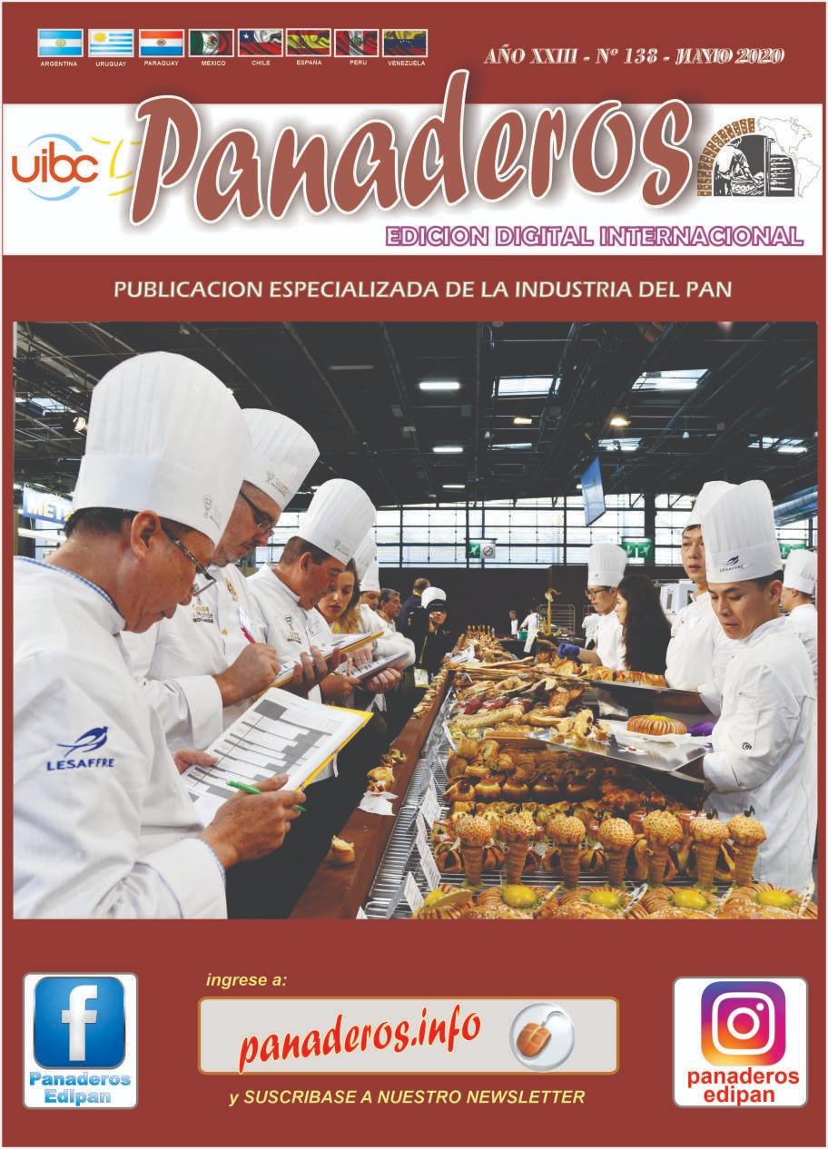 Revista  Panaderos