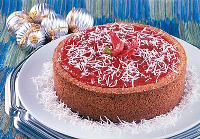 Cheesecake Natalino ( 8 hs )