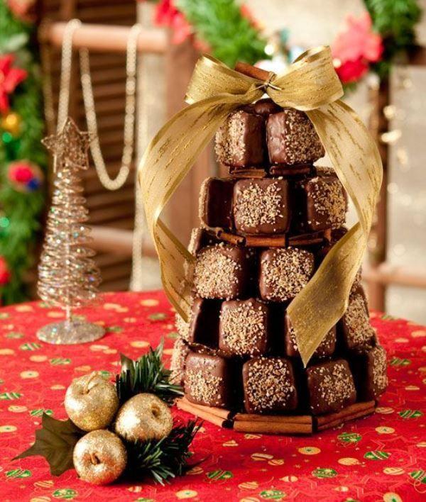 01/12 - Chocolataria fina natalina ( 21 hs )