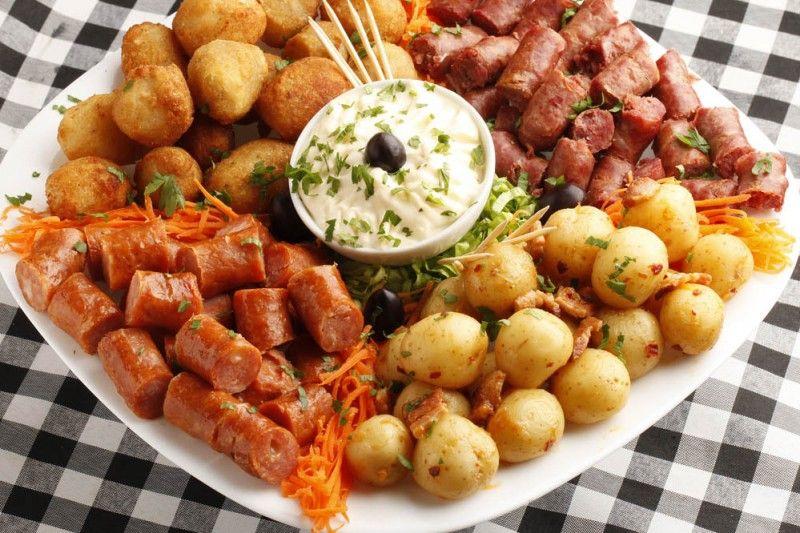 Comida de Boteco ( 20 hs )