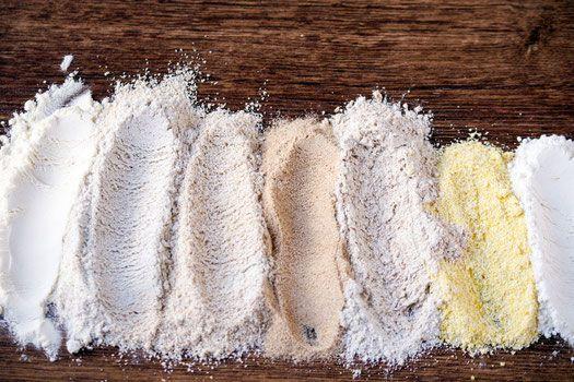 Interpretação de laudo de farinha de trigo ( 09 hs )