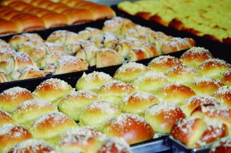 Festival de Pães Doces ( 8 hs )