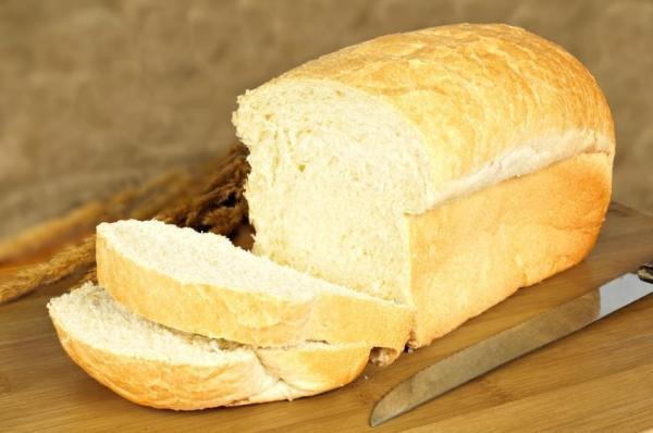 Pão de Forma ( 12 hs )