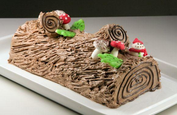 Torta Gelada de Vitrine Natalina ( 12 hs )
