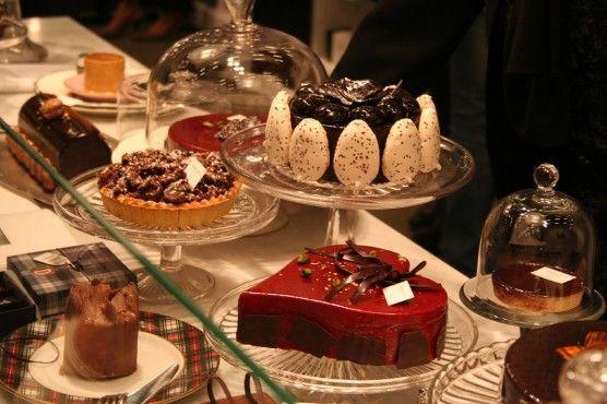 Tortas Sofisticadas de Vitrine ( 12 hs )
